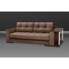 Sofa lova NIKOLETTI su lentyna