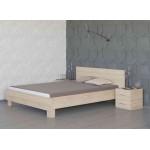 Miegamojo lova RUGILĖ 1600 (su čiužiniu)