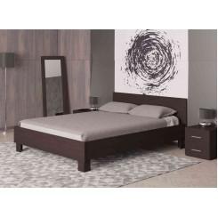 Miegamojo lova RUGILĖ 1400 su čiužiniu