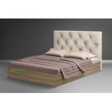 Miegamojo lova BAUNTI 1200 su patalynės dėže ir čiužiniu